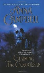 Claiming the Courtesan (Avon Romantic Treasures) by Campbell, Anna [01 April 2007]