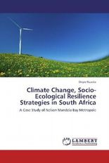 Climate Change, Socio-Ecological Resilience Strategies in South Africa
