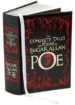 Complete Tales and Poems of Edgar Allan Poe, The (Barnes & Noble Leatherbound Classics) by Edgar Allan Poe, Introduction by Dawn B. Sova (2010)