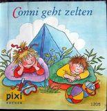 Conni geht zelten. Pixi Serie 140, Nr. 1205.