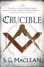 Crucible (Alexander Seaton series Book 3)