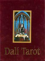 Dali Tarot, Tarotkarten u. Buch, Jubiläumsausgabe, deutsche Ausgabe