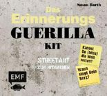 Das Erinnerungs-Guerilla-Kit, m. 200 Stickern