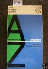 Das Fischer Lexikon Geographie