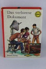 Das verlorene Dokument. Ill. von J. Pecnard. Übers. von Wolfram Viertel, Goldene Happy-Bücher ; 4