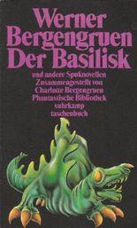 Der Basilisk und andere Spuknovellen