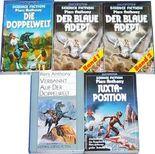 Der Doppelwelt Zyklus (Die Doppelwelt - Der blaue Adept 1 und 2 - Verbannt auf der Doppelwelt - Juxtaposition)