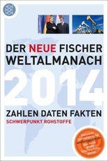 Der neue Fischer Weltalmanach 2014