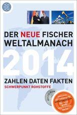 Der neue Fischer Weltalmanach 2014 mit CD-Rom