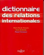 Dictionnaire des relations internationales 2003. : Approches, Concepts, Doctrines