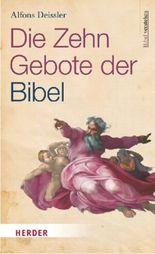 Die 10 Gebote der Bibel