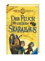 Die Abenteuer von Kit Salter 1: Der Fluch des grünen Skarabäus