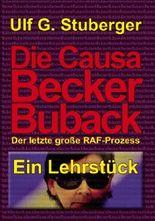 Die Causa BeckerBuback - Ein Lehrstück