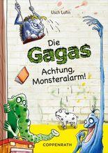 Die Gagas - Achtung, Monsteralarm!