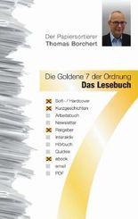 Die Goldene 7 der Ordnung - Das Lesebuch