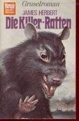 Die Killer-Ratten - Gruselroman.