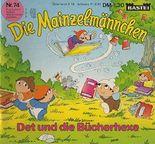 Die Mainzelmännchen. Nr. 74, Det und die Bücherhexe.