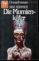Die Mumienkäfer - Gruselroman.