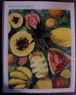 Die karibische Küche -Internationale Speisekarte + Rezeptbuch -  Time Life -