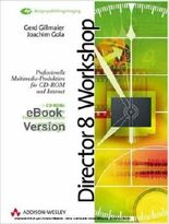 Director 8 Workshop, m. CD-ROM