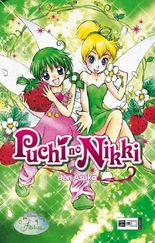 Disney: Fairies - Puchi no Nikki 01