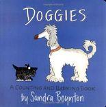 Doggies (Boynton on Board) by Boynton, Sandra (1984) Board book