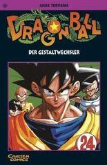 Dragon Ball. Bd.24. Der Gestaltwechsler von Toriyama. Akira (2000) Taschenbuch