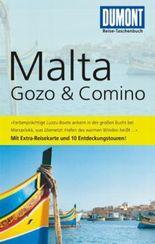 DuMont Reise-Taschenbuch Reiseführer Malta, Gozo & Comino
