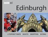 Edinburgh InsideOut Travel Guide- handy pocket size travel guide for Edinburgh