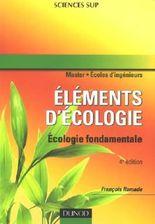 Eléments d'écologie : Ecologie fondamentale