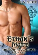 Ethan's Mate (The Vampire Coalition)