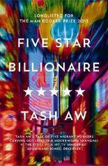 Five Star Billionaire by Aw, Tash (2014) Paperback