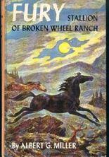 Fury - Der Hengst auf der Broken Wheel-Ranch