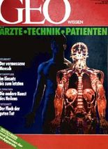 GEO Wissen 1991, 04 - Ärzte, Technik, Patienten