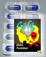 Gift ohne Funktion: Krimi schräg (3)