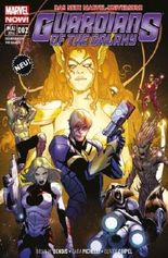 Guardians of the Galaxy Bd.2: Kriegerin des Himmels (Panini, 2014)