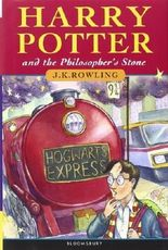 Harry Potter and the Philosopher's Stone (Book 1) by Rowling, J.K (1997) Hardcover