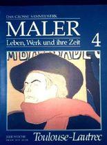 Henri de Toulouse-Lautrec - das grosse Sammelwerk Maler - Leben, Werk und ihre Zeit - Abschnitt 1: Romantik und Impressionismus - Band 4