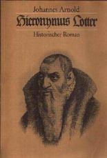 Hieronymus Lotter. Historischer Roman