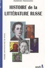 Histoire de la littérature russe de 1700 à nos jours