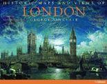 Historische Karten und Ansichten von London / Cartes vues historiques de Londres
