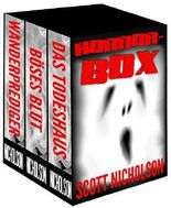 Horror-Box: Drei Romane