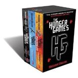 Hunger Games Trilogy Boxed Set [Paperback] by SuzanneCollins