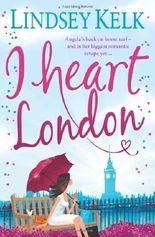 I Heart London by Kelk. Lindsey ( 2012 ) Paperback
