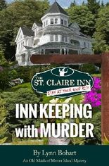 INN KEEPING WITH MURDER (Old Maids of Mercer Island)