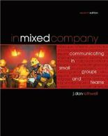 In Mixed Company (text only) 7th (Seventh) edition by J. D. Rothwell