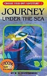 Journey Under the Sea (Choose Your Own Adventure 2)
