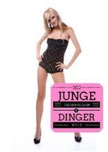 Junge Dinger Treiben Es Gern Wild - 002 (German Edition)
