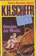 K.H.Scheer-UTOPIA BESTSELLER Taschenbuch 29,  Grenzen der Macht (..Perry Rhodan-Autor)