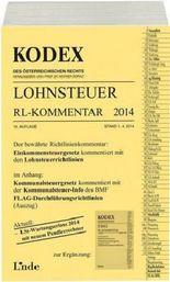 KODEX Lohnsteuer Richtlinien-Kommentar 2014